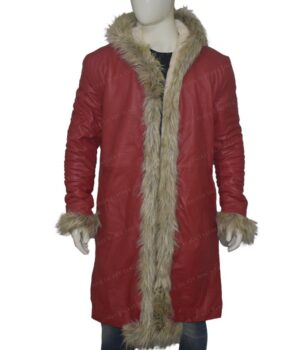 Santa Claus The Christmas Chronicles Red Coat