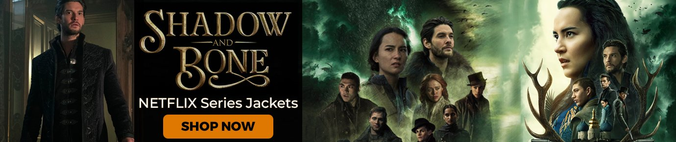Shadow and Bone Netflix Series Jacket