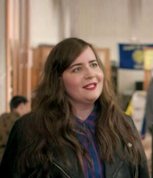 Shrill S03 Annie Easton Leather Jacket