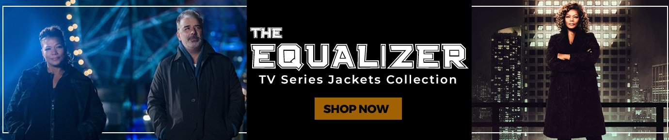 The Equalizer Tv Series Jacket Collection