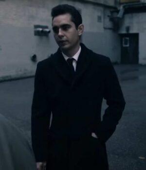 The Handmaids Tale Nick Blaine Black Coat