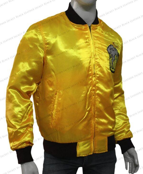Kenosha Kickere Home Alone Golden Yellow Jacket