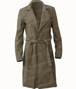 Virgin River Melinda Monroe Wool Coat Front