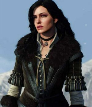 The Witcher Season 3 Yennefer Leather Vest