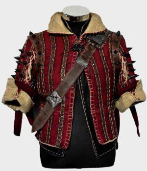 The Witcher Season 3 Eskel Jeans Jacket