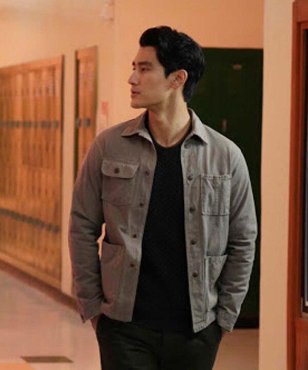 Walker 2021 Alex Landi Cotton Jacket