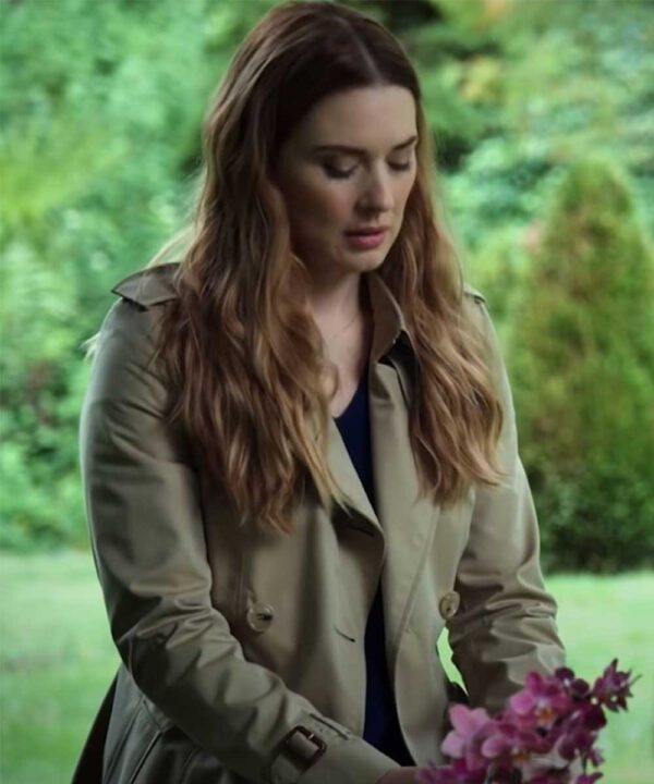 Melinda Monroe Virgin River S02 Cotton Coat