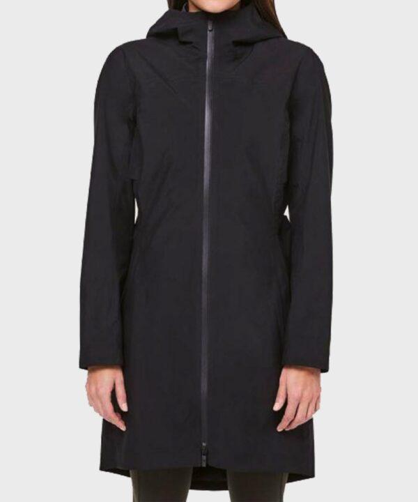 Melinda Monroe Virgin River Season 2 Hooded Coat