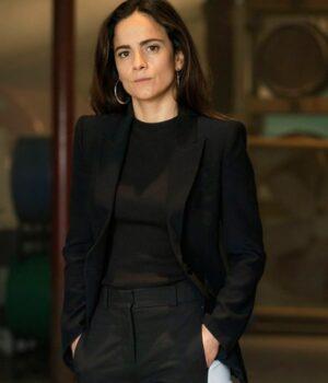 Teresa Mendoza Queen of the South Black Blazer