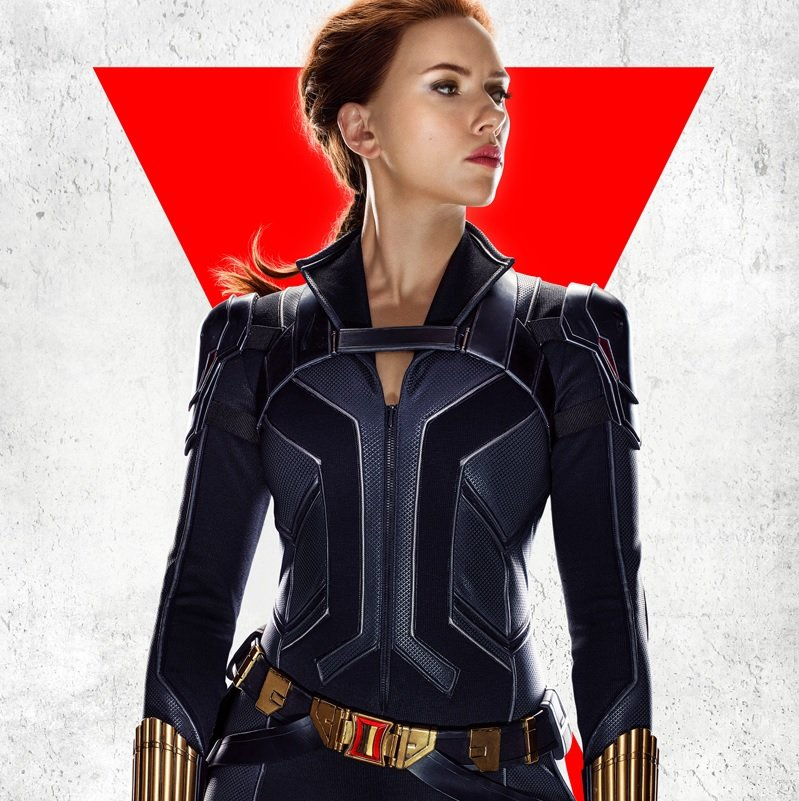 Black Widow Scarlett Johansson Inspired Outfits