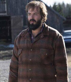 Fargo Bear Gerhardt Plaid Flannel Jacket