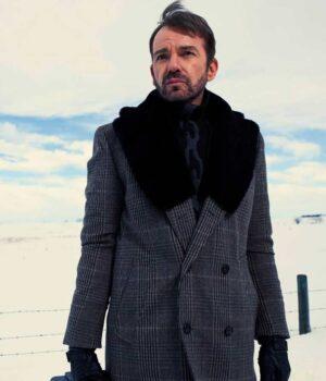 Fargo Billy Bob Thornton Wool Coat