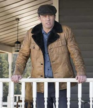 Fargo Dodd Gerhardt Real Leather Jacket