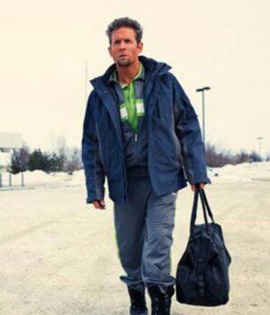 Fargo Don Chumph Cotton Blue Jacket