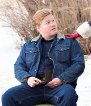 Fargo Ed Blumquist Denim Blue Jacket