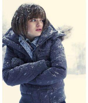 Fargo Greta Grimly Blue Cotton Jacket