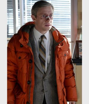 Fargo Lester Nygaard Parachute Jacket