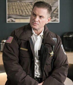 Fargo Moe Dammick Cotton Brown Jacket