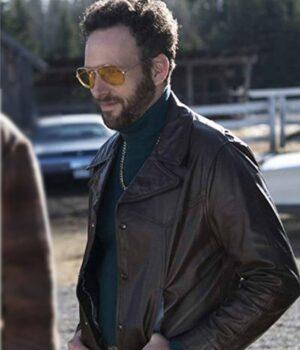 Fargo Ricky G Real Leather Jacket