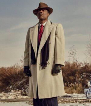Fargo Season 04 Loy Cannon Wool Coat