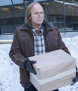 Fargo Season 3 Emmit Stussy Leather Jacket