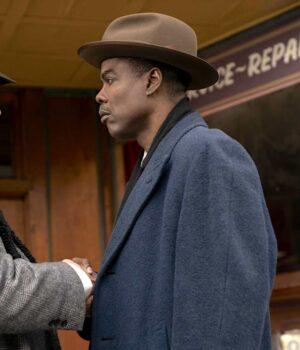 Fargo Season 4 Loy Cannon Wool Trench Coat