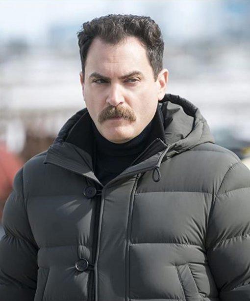 Fargo Sy Feltz Parachute Balck Jacket