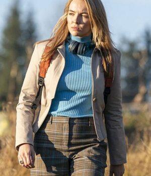 Killing Eve S03 Jodie Comer Cotton Jacket