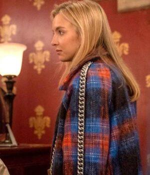 Killing Eve S03 Villanelle Wool Blend Coat