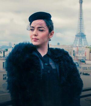 Madame Claude Garance Marillier Fur Jacket