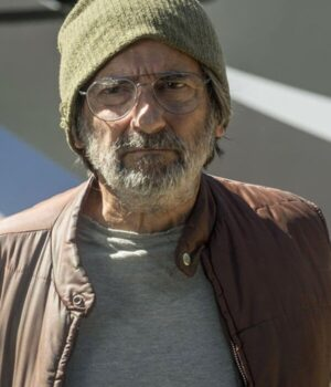 This Is Us Griffin Dunne Brown Vest