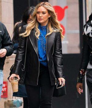 Younger Kelsey Peters Black Jacket