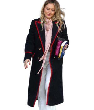 Younger Season 7 Kelsey Peters Blue Coat