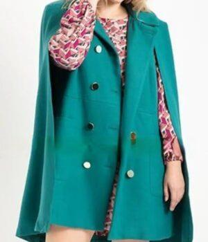 Zoeys Extraordinary Playlist Alex Newell Green Coat