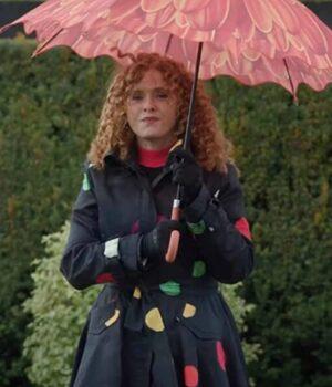 Zoeys Extraordinary Playlist Bernadette Peters Cotton Coat
