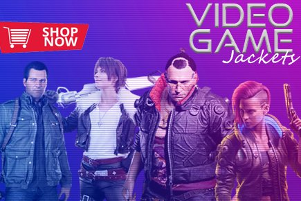 video game jackets