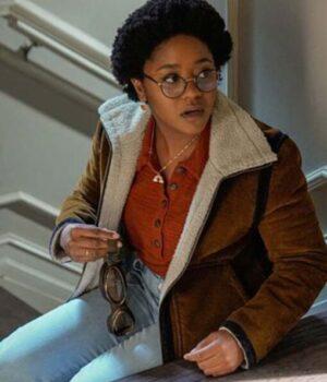 Beth-Chapel-Stargirl-Brown-Suede-Leather-Jacket-Image