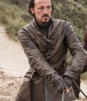 Bronn-Game-Of-Thrones-S07-Brown-Leather-Jacket-Front-510x680