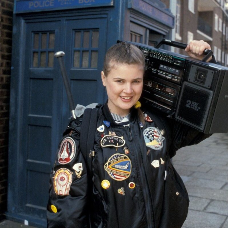 Doctor Who Ace Bomber Jacket