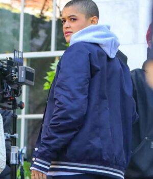 Julien-Calloway-Gossip-Girl-Blue-Bomber-Jacket-Back