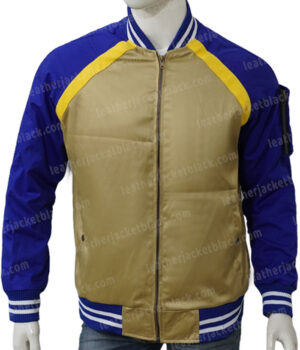 Shang Chi and The Legend Bomber Jacket Front