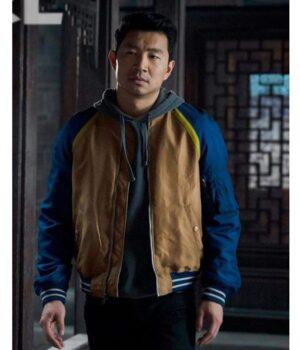 Simu-Liu-The-Legend-of-The-Ten-Rings-Bomber-Jacket