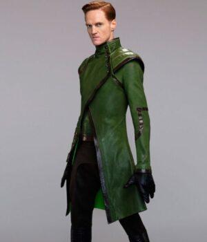 Stargirl-Henry-King-Brainwave-Green-Leather-Coat-Image