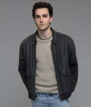Stargirl-S02-Rick-Tyler-Black-Leather-Jacket-Front