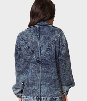 Stargirl-Yolanda-Montez-Blue-Denim-Jacket-Back