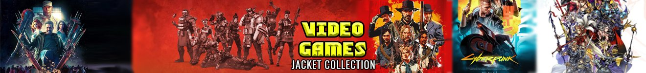 Gaming Jackets Collection