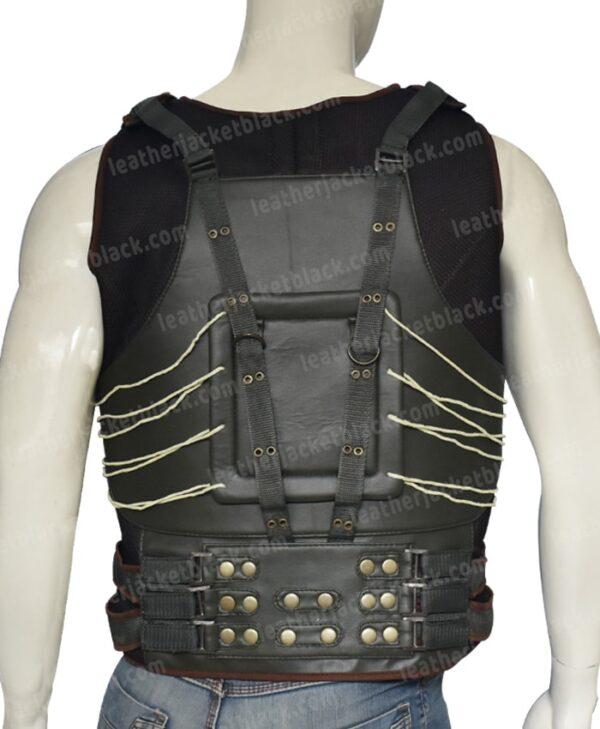 Bane The Dark Knight Rises Tactical Vest Back