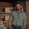 Kayce Dutton Yellowstone Beige Jacket