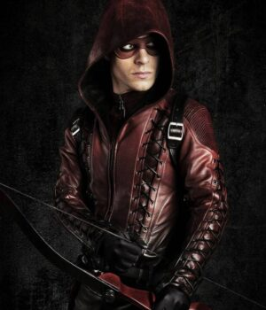 Red Arrow Roy Harper Jacket