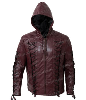 Red Arrow Roy Harper Jacket Front